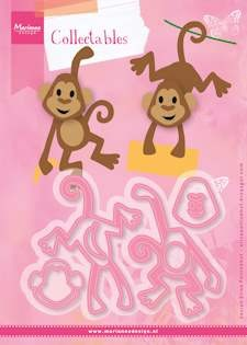 Collectable Marianne Design - Eline`s Monkey