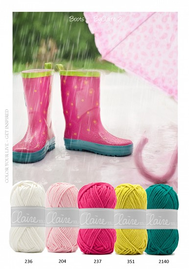 Kleurenpallet byClaire - Color Yourlife - Boots