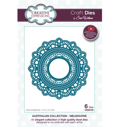 Stansmal Creative Expressions - Craft Dies - Melbourne