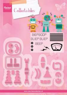 Collectable Marianne Design - Robot