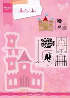 Collectable Marianne Design - Castle