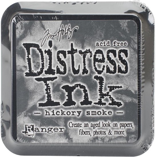 Distress inkt - Mini - Hickory Smoke