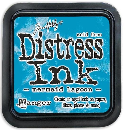 Distress inkt - Mini - Mermaid Lagoon