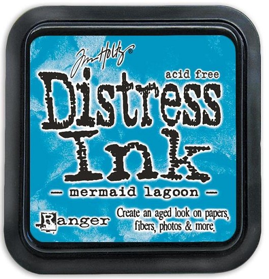 Distress inkt - Mini - Mermaid Lagoon