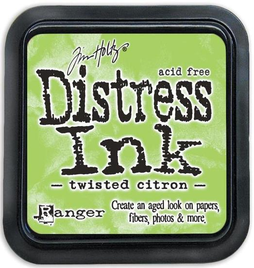 Distress inkt - Mini - Twisted Citron