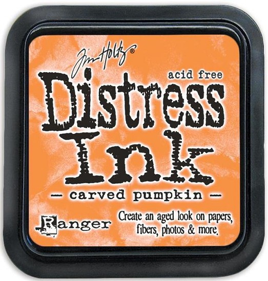 Distress inkt - Mini - Carved Pumpkin