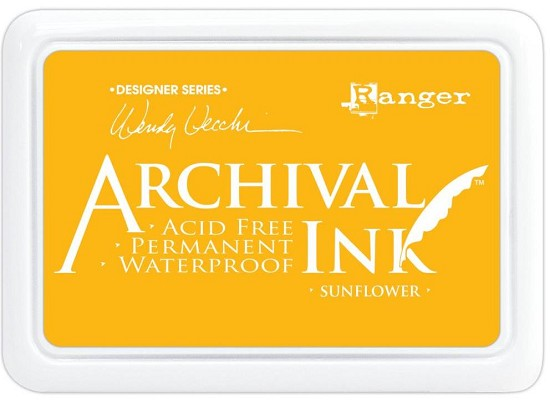 Ranger - Archival Inkt - Sunflower