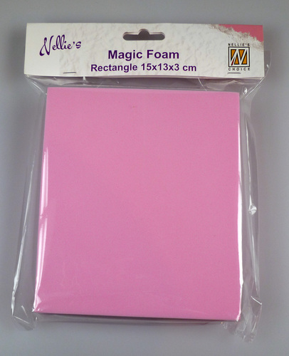 Magic Foam blocs rectangle 15 x 13 x 3cm