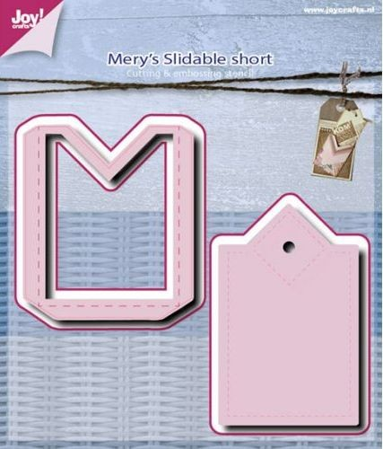 Joy! Crafts - Mery`s Slidable - Short
