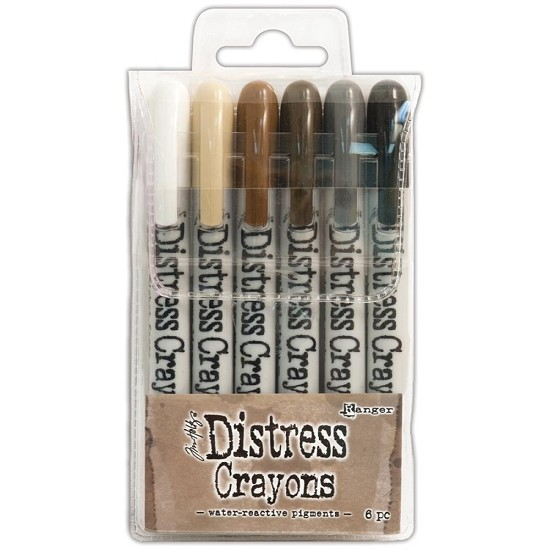 Distress Crayon - set 3