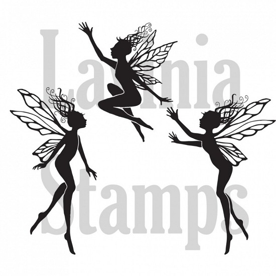 Lavinia Stamps - Dancing Fairies