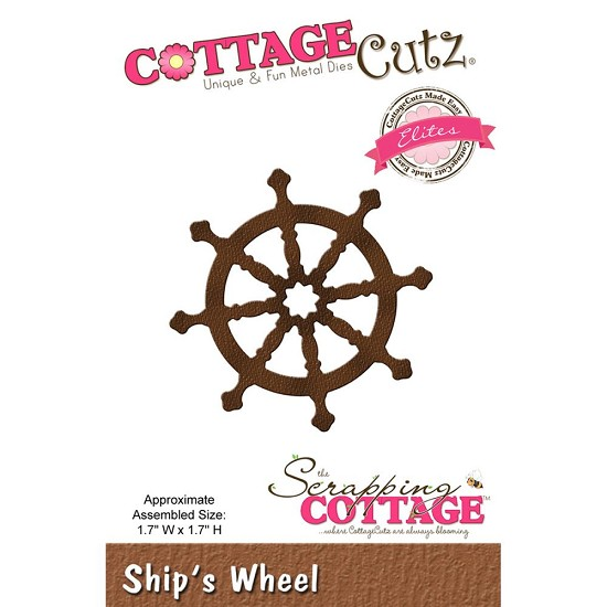 Stansmal - Cottage Cutz - Ships Wheel