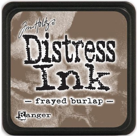 Distress Inkt - Mini - Frayed Burlap