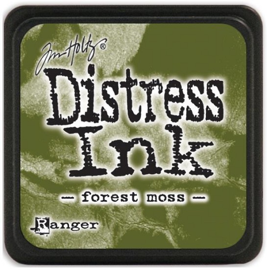 Distress Inkt - Mini - Forest Moss