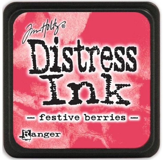 Distress Inkt - Mini - Festive Berries