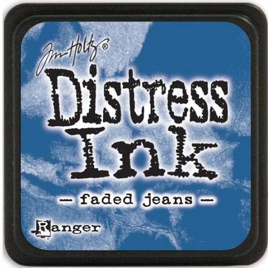 Distress Inkt - Mini - Faded Jeans