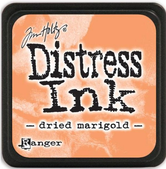 Distress Inkt - Mini - Dried Marigold
