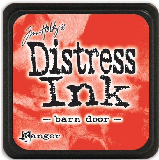Distress Inkt - Mini - Barn Door