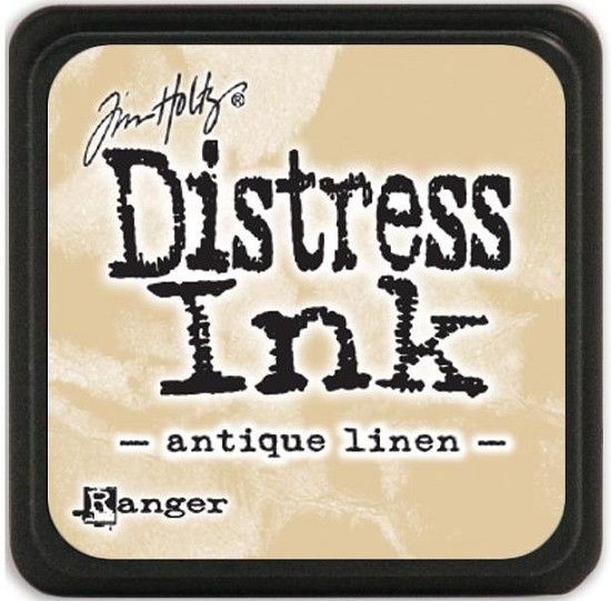 Distress Inkt - Mini - Antique Linen