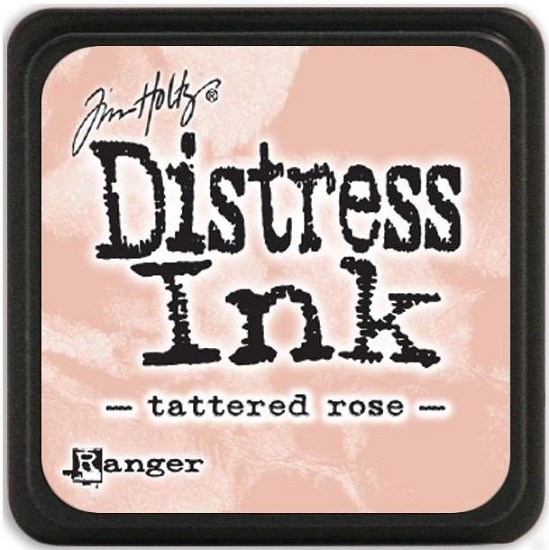 Distress Inkt - Mini - Tattered Rose
