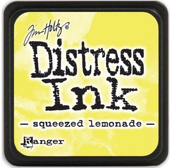 Distress Inkt - Mini - Squeezed Lemonade