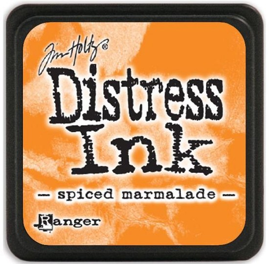 Distress Inkt - Mini - Spiced Marmelade