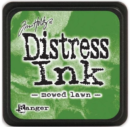 Distress Inkt - Mini - Mowed Lawn
