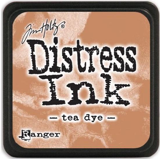 Distress Inkt - Mini - Tea Dye