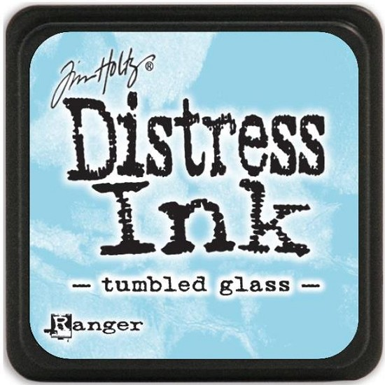 Distress Inkt - Mini - Tumbled Glass