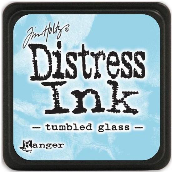 Distress Inkt - Mini - Tumbled Glass