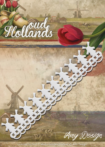 Stansmal - Amy Design - Oud Hollands - Molenrand