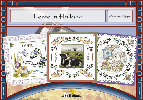 - Hobbydols 169 - Lente in Holland