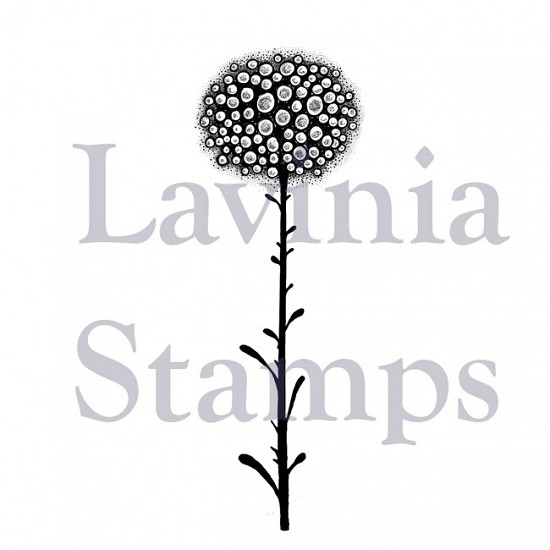 Lavinia Stamps - Single Glow Flower