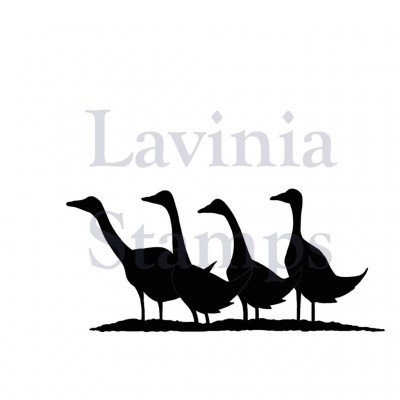 Lavinia Stamps - Gaggle of Geese