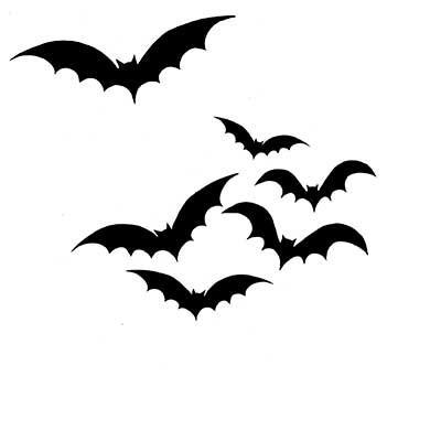 Lavinia Stamps - Bats