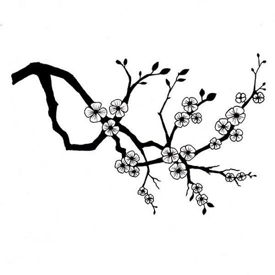 Lavinia Stamps - Cherry Blossom