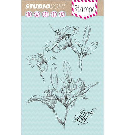 Clearstamp Studio Light - Lily nr.134