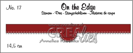 Stansmal - Crealies - On the Edge nr 17