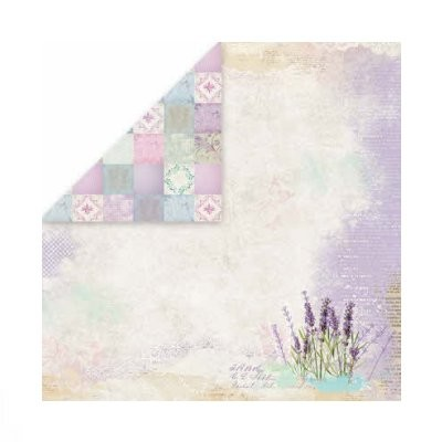 Scrappapier Craft & You - Lavender Garden - 01