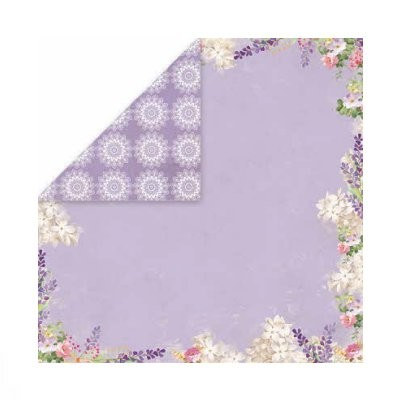 Scrappapier Craft & You - Lavender Garden - 03