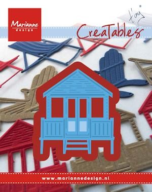Marianne Design - Creatable Tiny`s Beach House