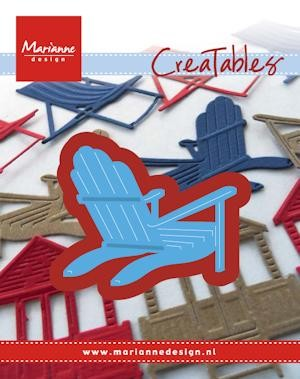 Marianne Design - Creatable Bear Chair