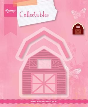 Marianne Design - Collectables set barn