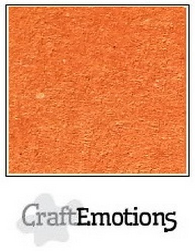 CraftEmotions - Kraft cardstock 30,5 x 30,5 cm - Gravel rood