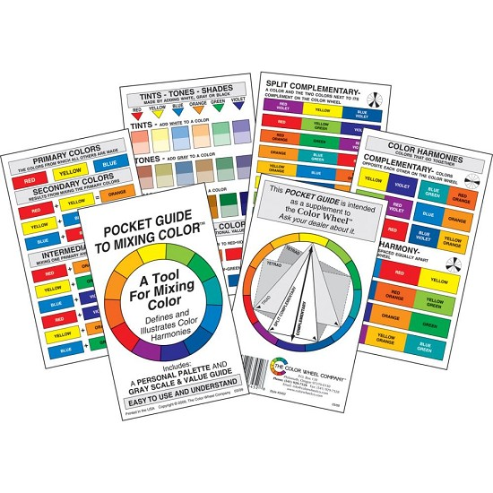 Color Wheel - Pocket Guide