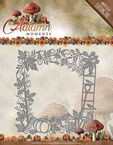 Stansmal - Amy Design - Autumn Moments - Frame