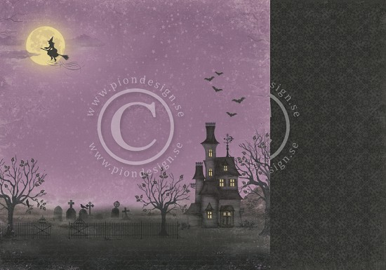 PION Design - The Witching Hour - Haunted House