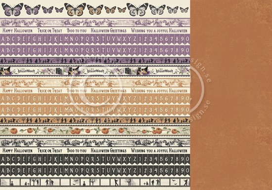 PION Design - The Witching Hour - Borders