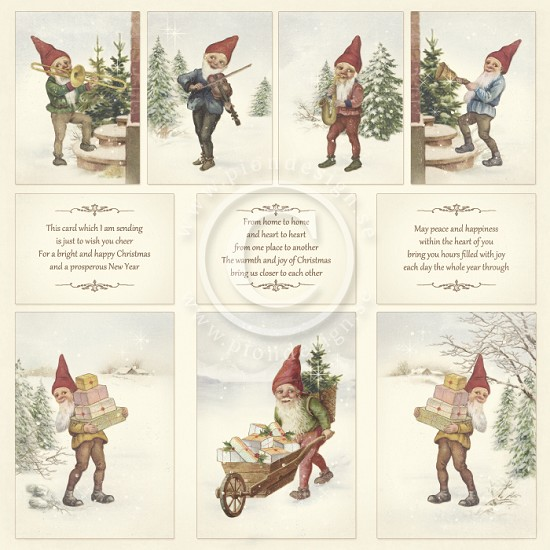 PION Design - Greetings from the North Pole - Images