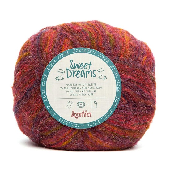 Breiwol Katia - Sweet Dreams - Kleur 203